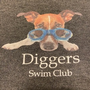 Team Page: The Diggers.  We'd Rather be Swimming.